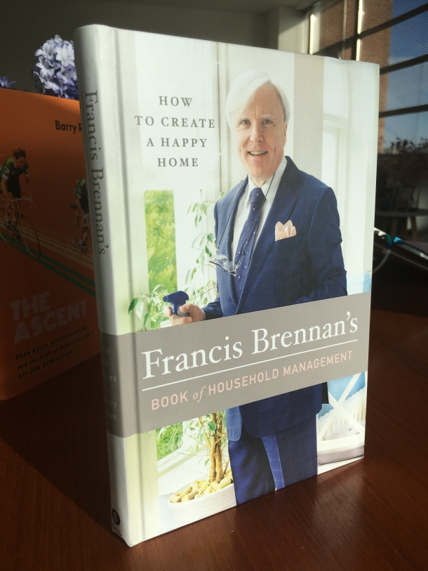 Francis Brennan's Book of Household Management, by Francis Brennan