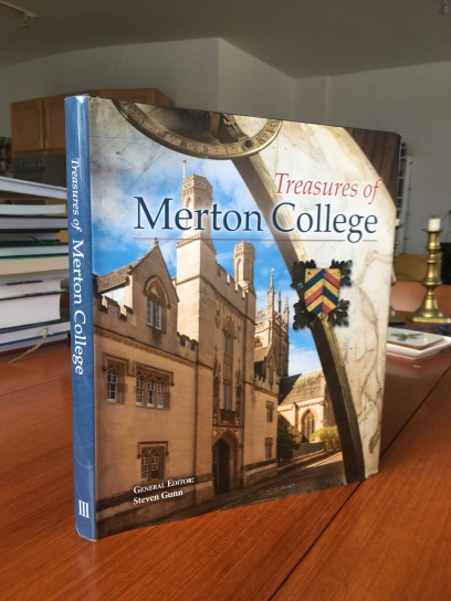 Treasures of Merton College
